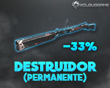 Destruidor (∞) - 33% off
